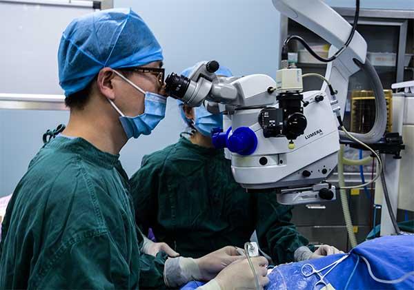 2017南医大眼科医院新增博士生导师一名、硕士生导师一名